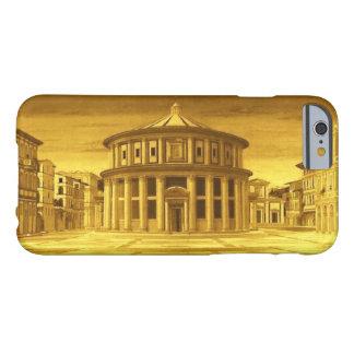 Funda Barely There iPhone 6 Arquitecto IDEAL del renacimiento de la CIUDAD,