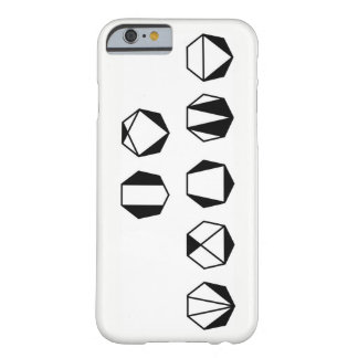 Funda Barely There iPhone 6 Áureo seven