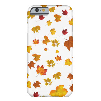 Funda Barely There iPhone 6 autumn programa