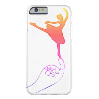 Funda Barely There iPhone 6 Bailarín minúsculo