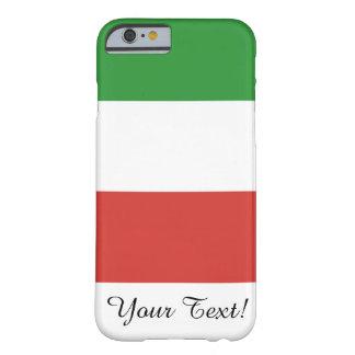 Funda Barely There iPhone 6 Bandera de Italia