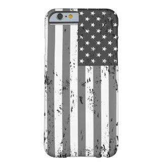 Funda Barely There iPhone 6 Bandera de los E.E.U.U.