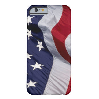 Funda Barely There iPhone 6 Bandera de los Estados Unidos de América