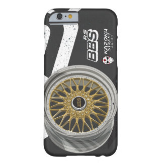 FUNDA BARELY THERE iPhone 6  BBS RS