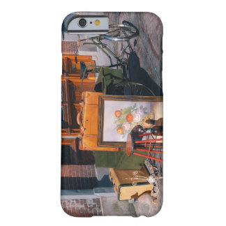 Funda Barely There iPhone 6 Bici asiática