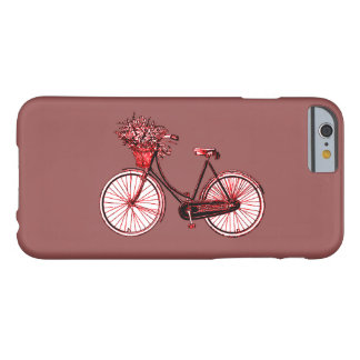 Funda Barely There iPhone 6 Bicicleta 2