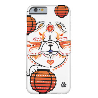 Funda Barely There iPhone 6 BINDI MI TANG - perro chino - caso 6/6S de Iphone