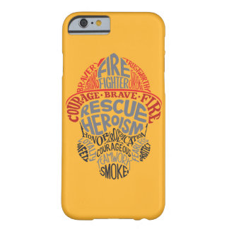 Funda Barely There iPhone 6 Bombero Phonecase