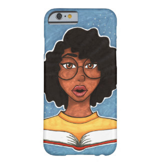 Funda Barely There iPhone 6 Booker de Vivienne - azul
