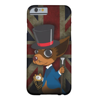 Funda Barely There iPhone 6 Caballero