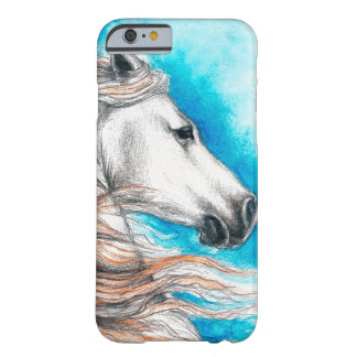 Funda Barely There iPhone 6 Caballo andaluz