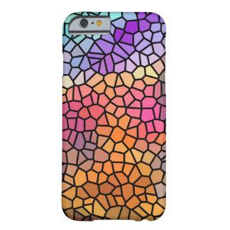 Funda Barely There iPhone 6 caja artística moderna del teléfono