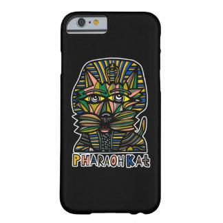 """Funda Barely There iPhone 6 """"Caja brillante del teléfono del Kat"""" BuddaKats"""