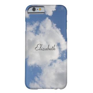 Funda Barely There iPhone 6 Caja caprichosa personalizada del teléfono de la