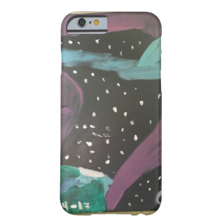 Funda Barely There iPhone 6 Caja de la galaxia