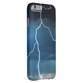 Funda Barely There iPhone 6 Caja del relámpago 6/6S Barely There