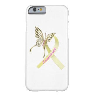 Funda Barely There iPhone 6 Caja del teléfono celular de la conciencia de la