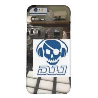 Funda Barely There iPhone 6 Caja del teléfono de DJJ - DJ sube