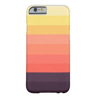 Funda Barely There iPhone 6 Caja del teléfono de la gradación del ambiente del