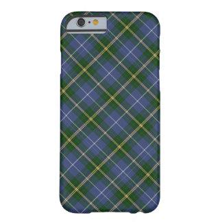 Funda Barely There iPhone 6 Caja del teléfono de la tela escocesa de tartán de