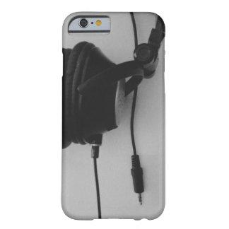 Funda Barely There iPhone 6 Caja del teléfono de los auriculares