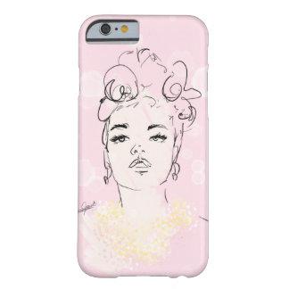 Funda Barely There iPhone 6 Caja del teléfono del ejemplo de la moda