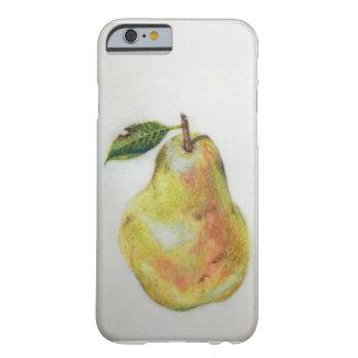 Funda Barely There iPhone 6 Caja del teléfono del iPhone de la pera apenas