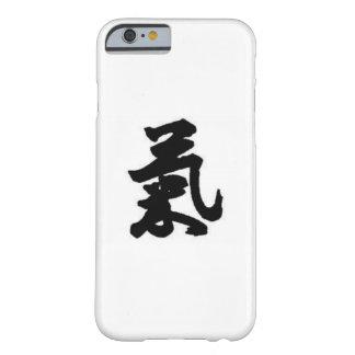 Funda Barely There iPhone 6 Caja del teléfono del kanji de la energía