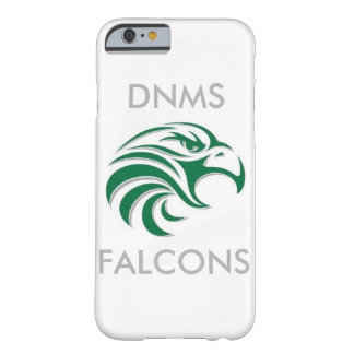 Funda Barely There iPhone 6 Caja del teléfono del orgullo del halcón
