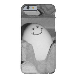 Funda Barely There iPhone 6 ¡Caja feliz del teléfono celular de huevo!