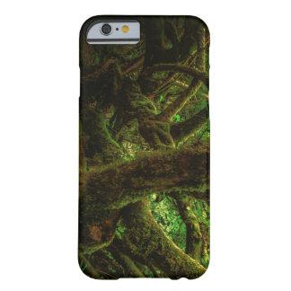 Funda Barely There iPhone 6 Caja mágica del teléfono del bosque