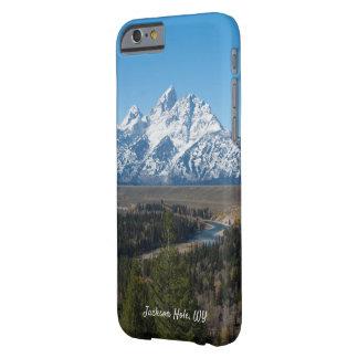 Funda Barely There iPhone 6 Caja magnífica del teléfono de Teton