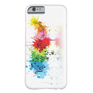 Funda Barely There iPhone 6 Caja musical del teléfono