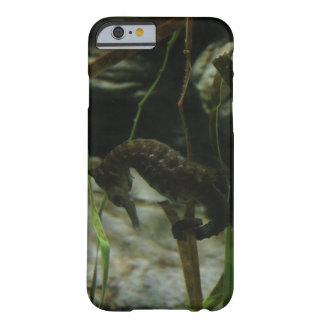 Funda Barely There iPhone 6 Caja pacífica del teléfono del Seahorse