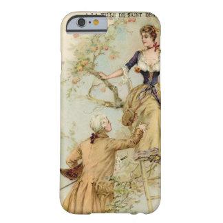 Funda Barely There iPhone 6 Caja romántica francesa del teléfono del vintage