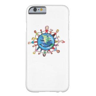Funda Barely There iPhone 6 Campo de fuerza para el buen caso del iPhone 6/6s
