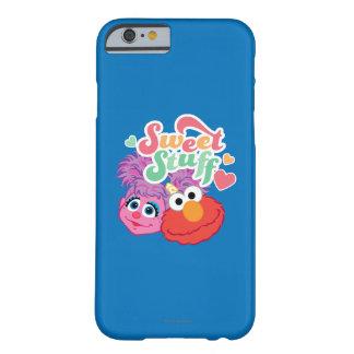 Funda Barely There iPhone 6 Carácter dulce de la materia