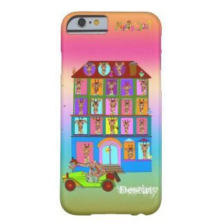 Funda Barely There iPhone 6 Casa de humores por los Happy Juul Company