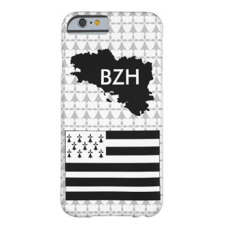 Funda Barely There iPhone 6 Casco bzh para los breizh lovers