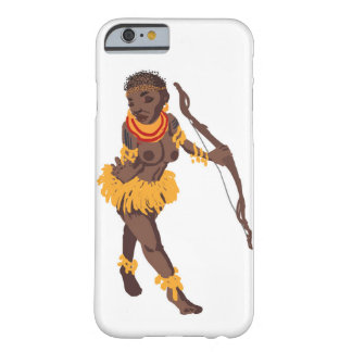 Funda Barely There iPhone 6 Caso africano del iPhone 6 de las leyendas