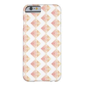 Funda Barely There iPhone 6 Caso atractivo geométrico del iPhone del modelo
