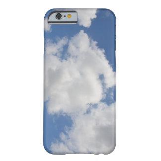 Funda Barely There iPhone 6 Caso caprichoso del iPhone 6 de la nube
