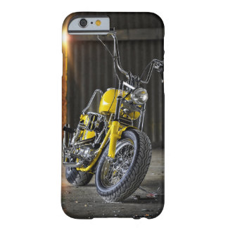 Funda Barely There iPhone 6 Caso de Harley Davidson iPhone6/iPhone6s