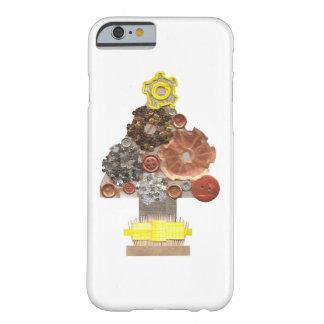 Funda Barely There iPhone 6 Caso de IPhone 6/6s del árbol de navidad de