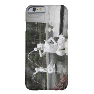 Funda Barely There iPhone 6 Caso de IPhone 6 de la fuente de Georgia de la