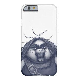 Funda Barely There iPhone 6 Caso de la bruja