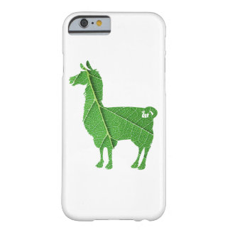Funda Barely There iPhone 6 Caso de la llama de la hoja