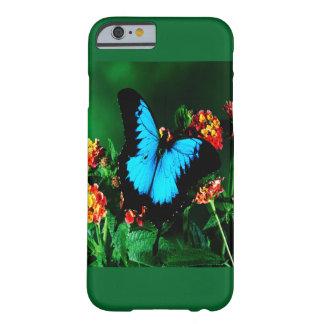 Funda Barely There iPhone 6 Caso de la mariposa de Iphone Barely There