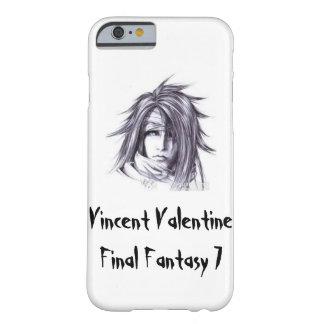 Funda Barely There iPhone 6 Caso de la tarjeta del día de San Valentín FF7