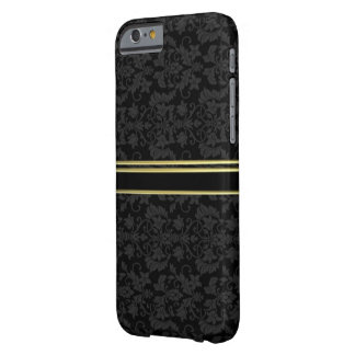 Funda Barely There iPhone 6 CASO de lujo del estilo IPHONE 6 del DAMASCO del